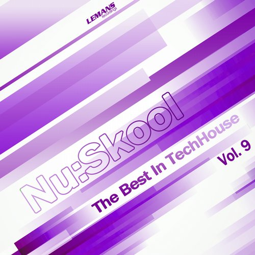 Album Art - Nu:Skool - The Best in TechHouse, Vol. 9