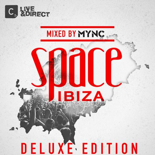 Album Art - Space Ibiza 2013 Deluxe Edition - Mixed by MYNC