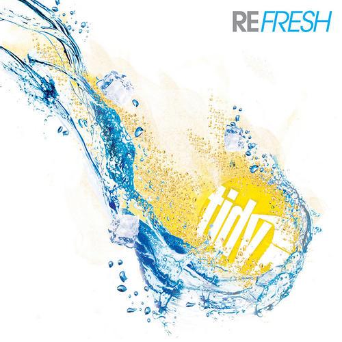 Album Art - Refresh EP 1