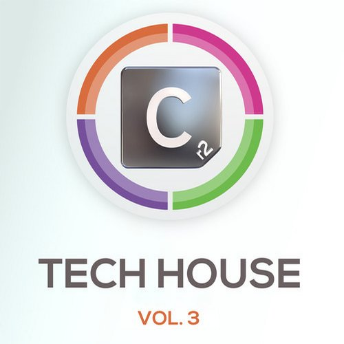 Album Art - Tech House - Volume 3