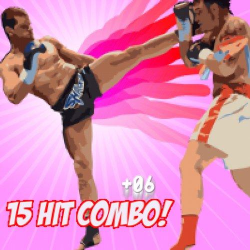 15 Hit Combo! Vol. 6 Album Art