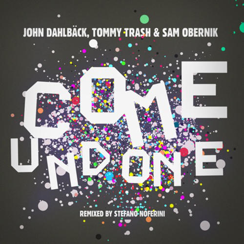 Album Art - Come Undone (Bobby Vena Remix)