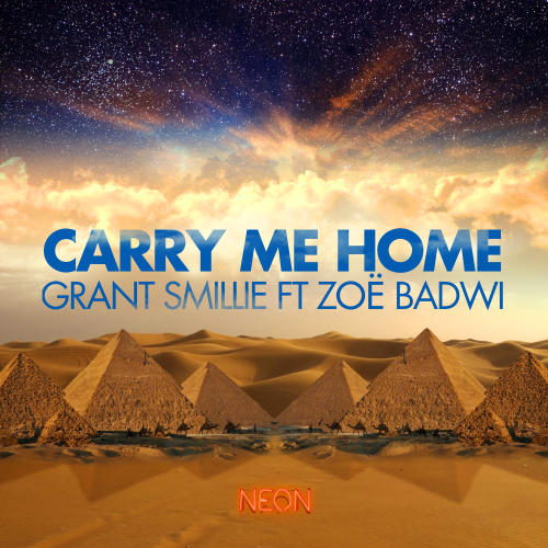 Album Art - Carry Me Home