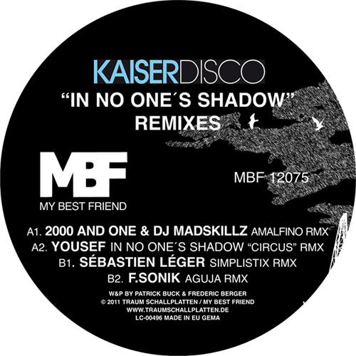 Album Art - In No One's Shadow Remixes
