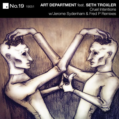 Album Art - Cruel Intentions Feat. Seth Troxler