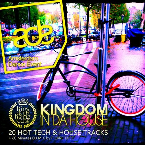Album Art - Kingdom in da House - Ade 2014