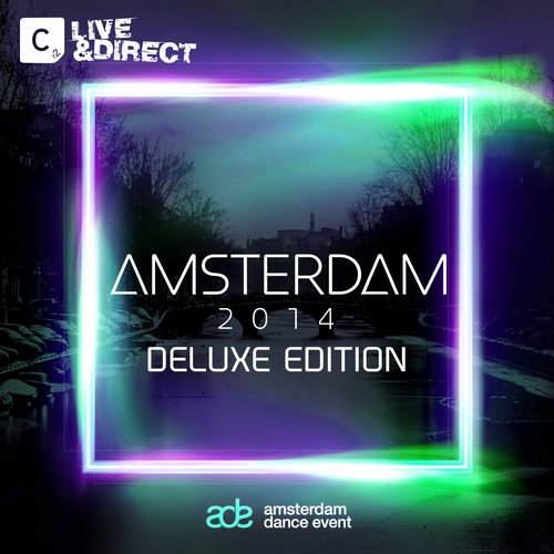 Album Art - Amsterdam 2014 - Deluxe Edition