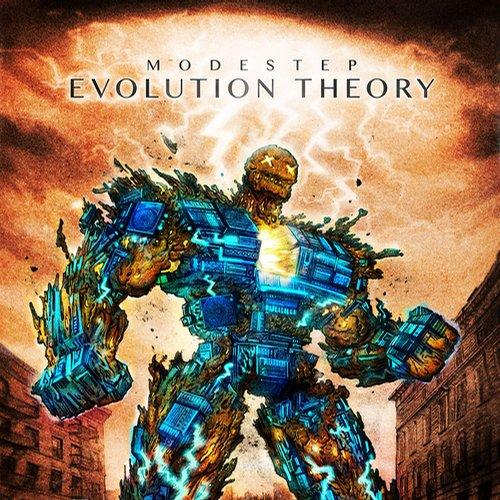 Album Art - Evolution Theory