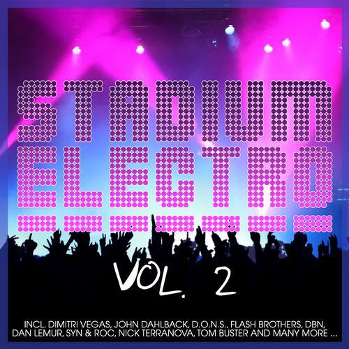 Album Art - Stadium Electro Vol. 2
