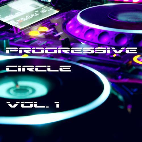 Album Art - Progressive Circle Vol. 1