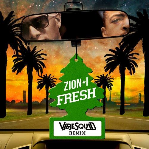 Album Art - Fresh (Vibesquad Remix) - Single
