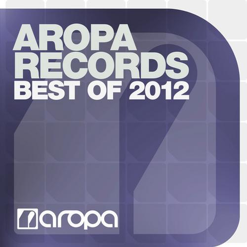 Album Art - Aropa Records - Best Of 2012
