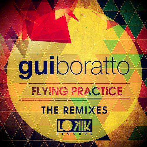 Album Art - Flying Practice (The Remixes) - Single