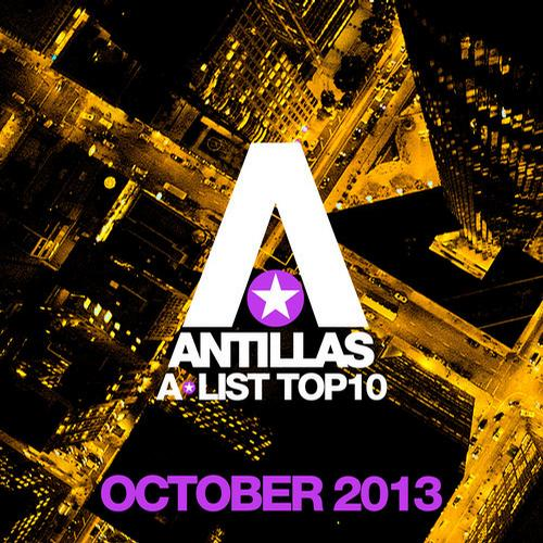 Album Art - Antillas A-List Top 10 - October 2013 - Bonus Track Version