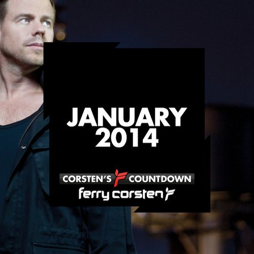 Album Art - Ferry Corsten presents Corstens Countdown January 2014