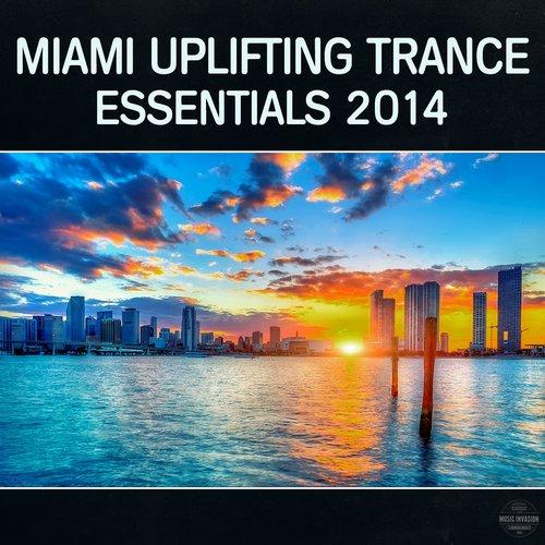Miami Uplifting Trance Essentials 2014 Album Art