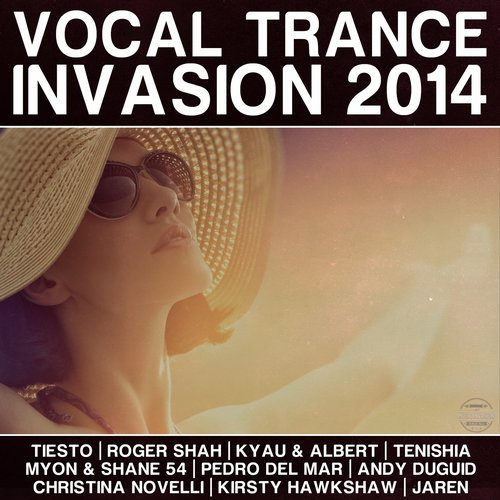 Album Art - Vocal Trance Invasion 2014