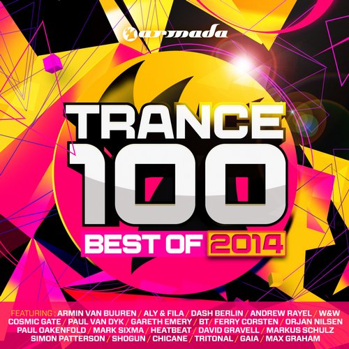 Album Art - Trance 100 - Best Of 2014