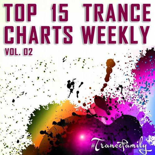 Album Art - Top 15 Trance Charts Weekly Vol. 2