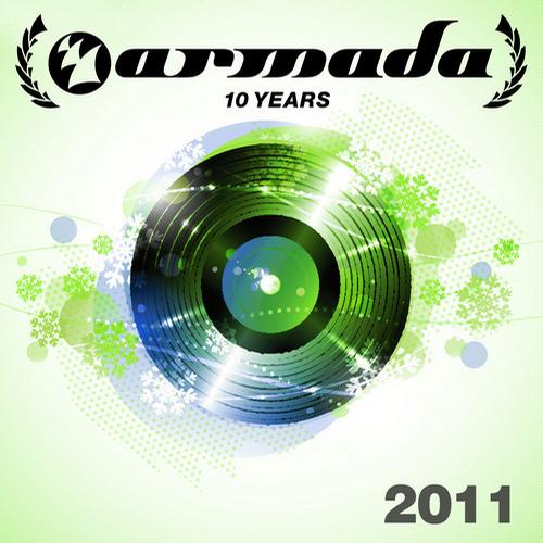 Album Art - 10 Years Armada: 2011