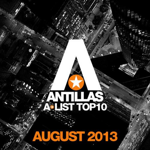 Album Art - Antillas A-List Top 10 - August 2013