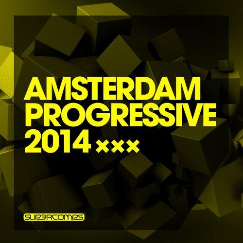 Amsterdam Progressive 2014 Album Art