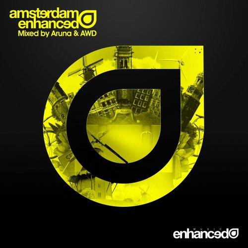 Album Art - Amsterdam Enhanced Mixed by Aruna & AWD