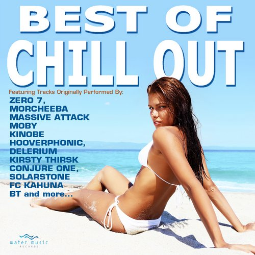 Album Art - The Best of Chill Out