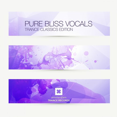 Album Art - Pure Bliss Vocals - Trance Classics Edition