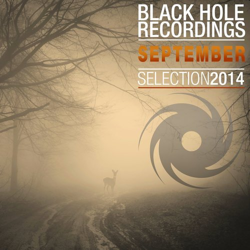 Album Art - Black Hole Recordings September 2014 Selection