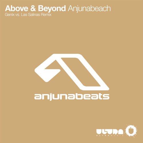Album Art - Anjunabeach - Genix vs. Las Salinas Remix