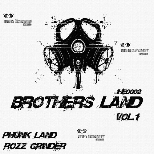 Album Art - Brothers Land, Vol. 1