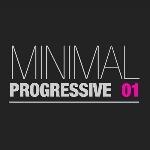Album Art - Minimal Progressive, Vol. 1