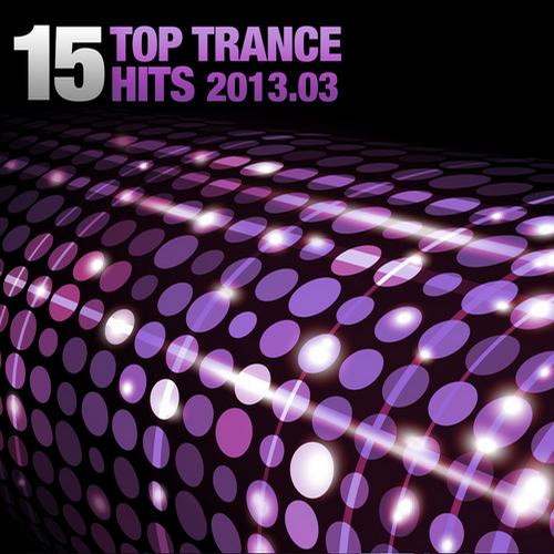 Album Art - 15 Top Trance Hits 2013.03