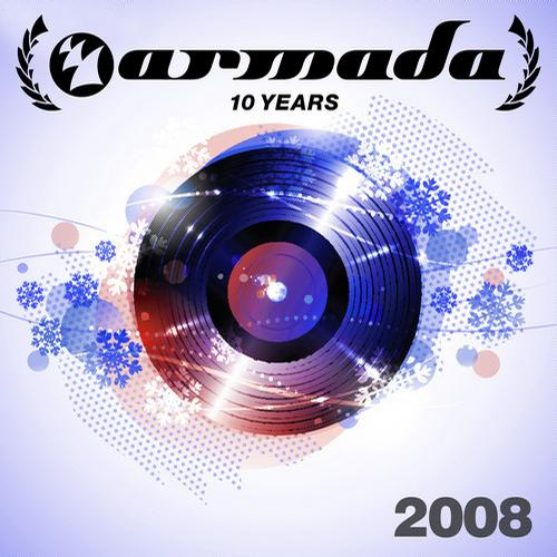 Album Art - 10 Years Armada: 2008