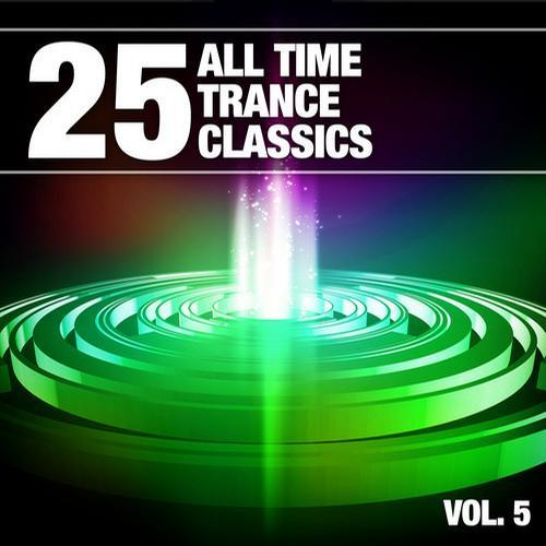 Album Art - 25 All Time Trance Classics, Vol. 5