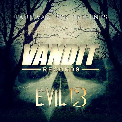 Album Art - Evil 13 (Paul Van Dyk Presents)
