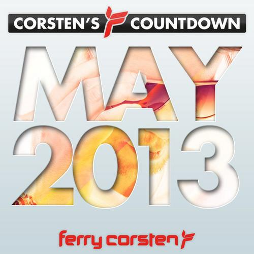 Album Art - Ferry Corsten presents Corsten's Countdown May 2013