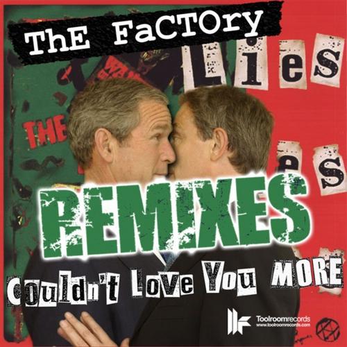 Album Art - Couldn't Love You More (Remixes)