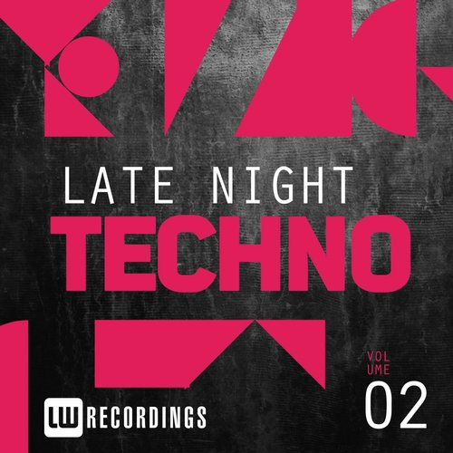 Album Art - Late Night Techno Vol. 2
