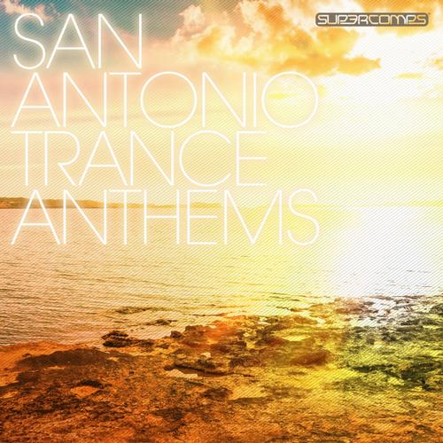 Album Art - San Antonio Trance Anthems