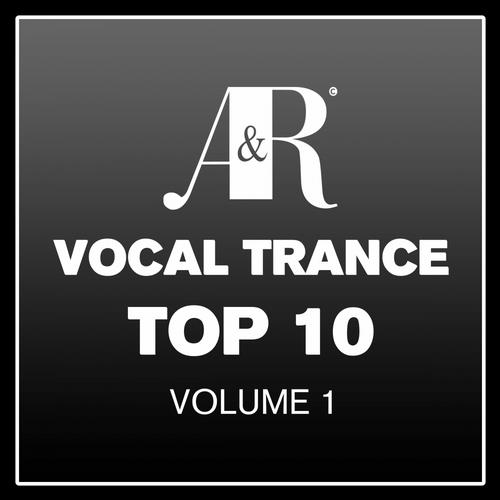 Album Art - Adrian & Raz Vocal Trance Top 10 Volume 1