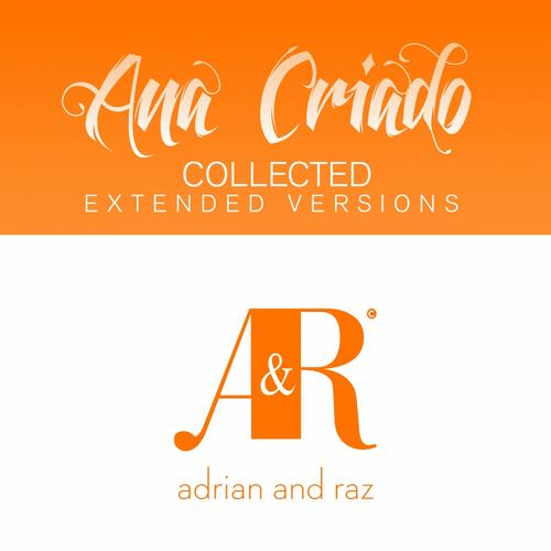 Album Art - Ana Criado Collected (The Extended Versions)