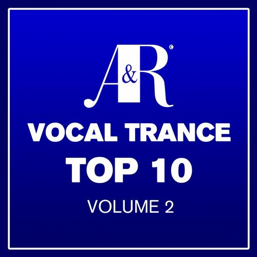 Album Art - Adrian & Raz Vocal Trance Top 10 Volume 2