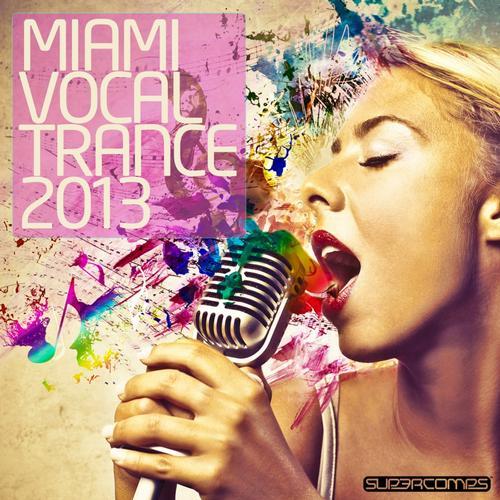 Album Art - Miami Vocal Trance 2013