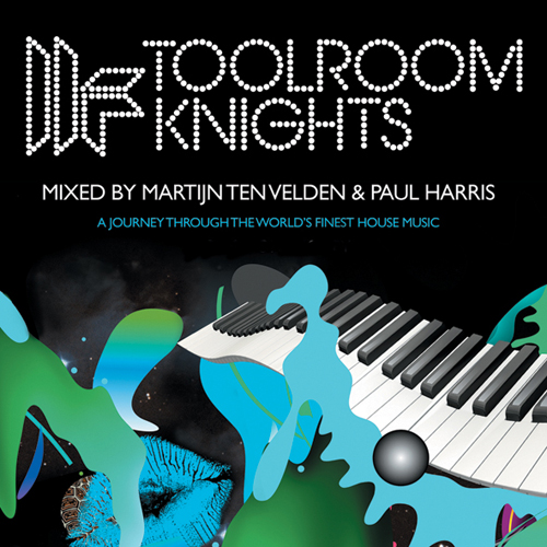 Album Art - Toolroom Knights (Mixed By Martijn Ten Velden and Paul Harris)