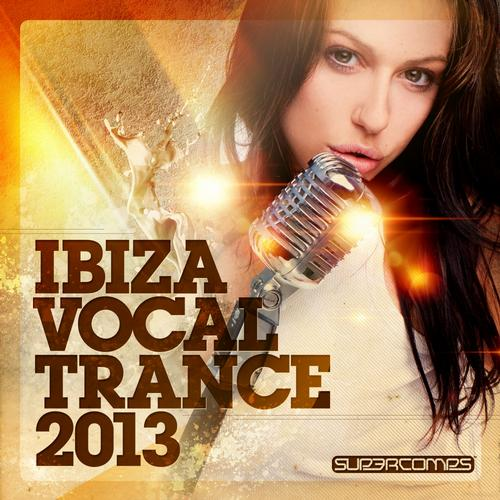 Album Art - Ibiza Vocal Trance 2013