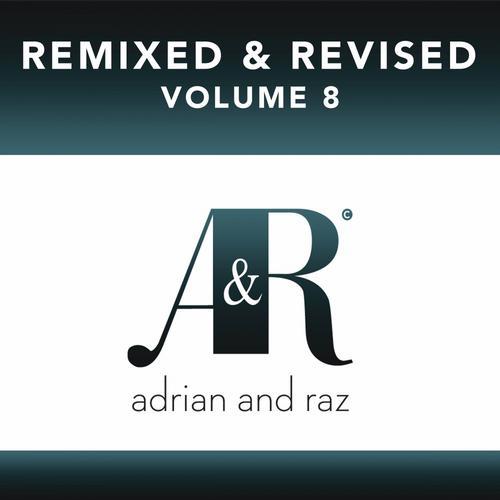 Album Art - Remixed & Revised Vol 8