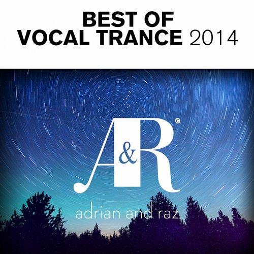 Album Art - Adrian & Raz - Best Of Vocal Trance 2014
