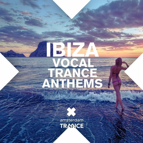 Album Art - Ibiza Vocal Trance Anthems